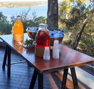 Drinks Tables