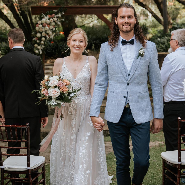 Rustic Style wedding Perth