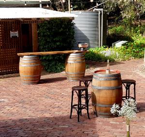 Barrel Bars